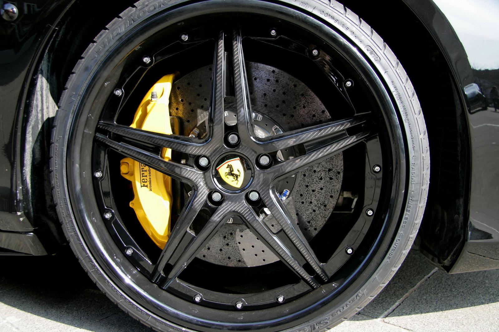 Ferrari 458 Black Carbon Edition Is Darth Vader's Supercar of Choice - autoevolution