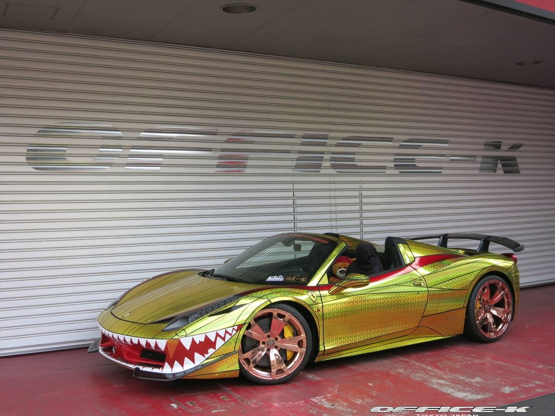 Ferrari 458 \