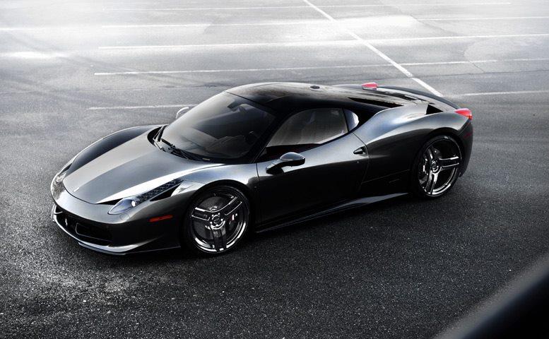 big top auto voiture ferrari 2015 noir. Black Bedroom Furniture Sets. Home Design Ideas