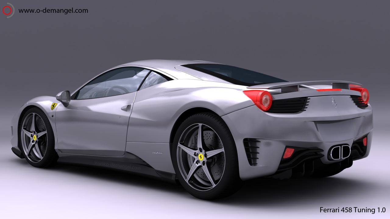 Ferrari 458 Italia Video 1
