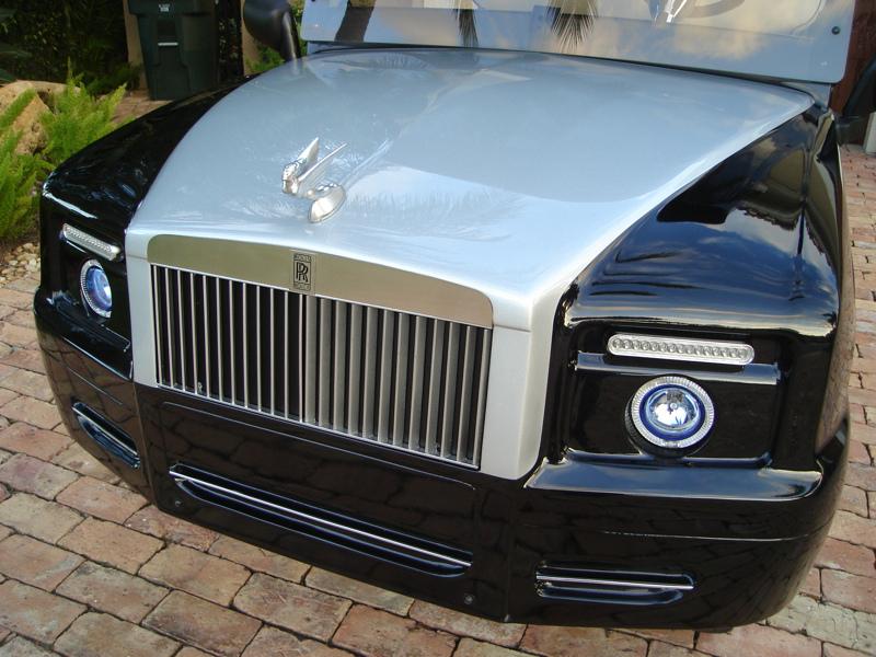 Rolls Royce Golf Cart >> Gallery Rolls Royce Golf Cart