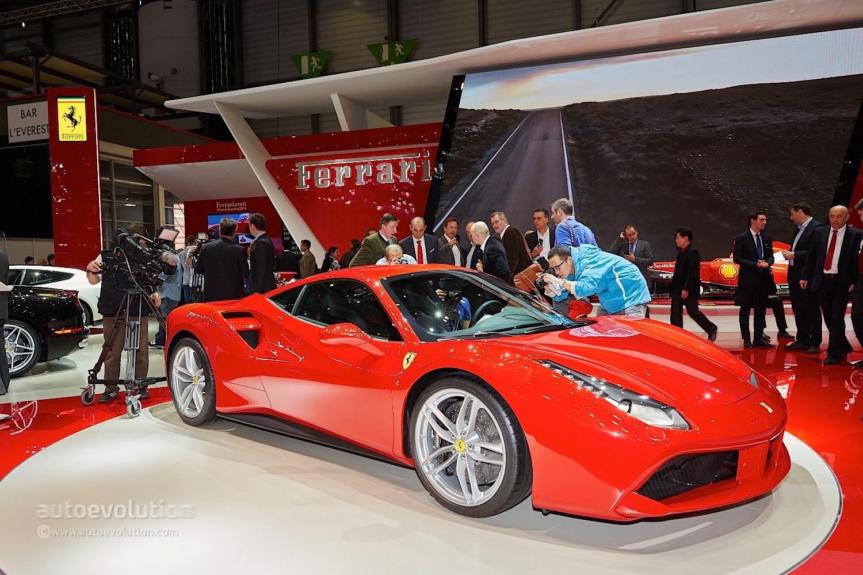 Christmas already ferrari employees receive substantial for Ferrari christmas