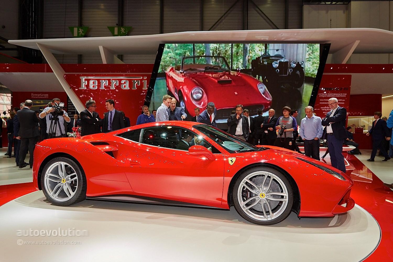 Ferrari 488 Gtb Looks Like A Laferrari For The Masses In
