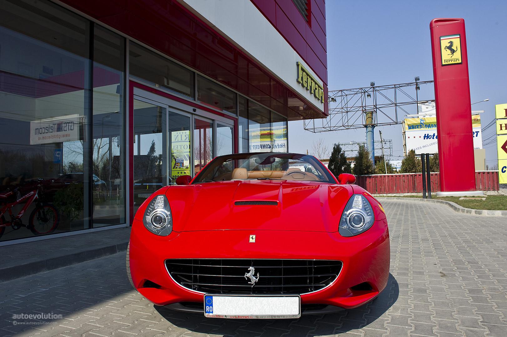 Ferrari California Short Review - autoevolution