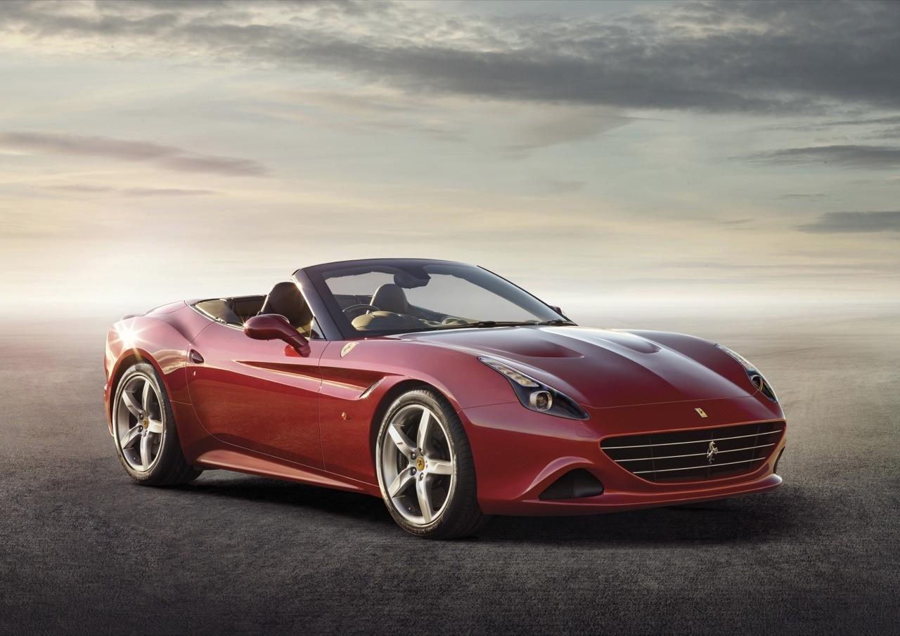 Ferrari California T Marks Turbo Comeback Autoevolution