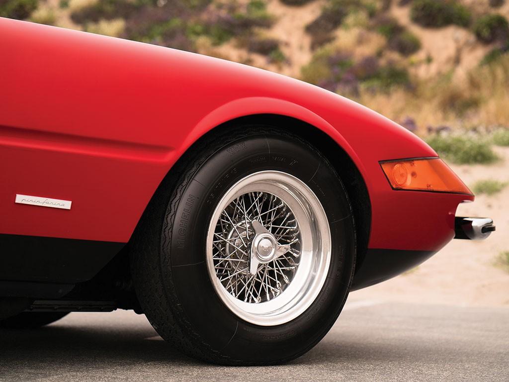 15007 1972 ferrari 365 gtb 4 daytona spider by scaglietti chassis no