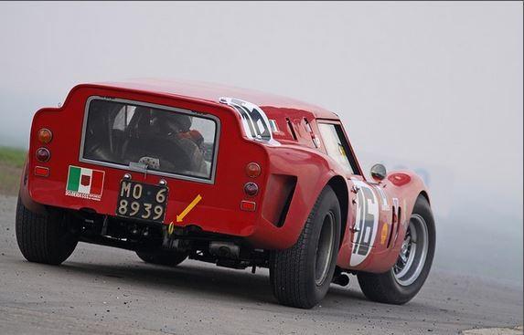Ferrari F40 Pickup Truck 250 Swb Breadvan
