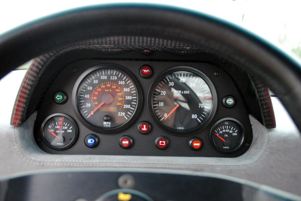 Ferrari F40 Replica Based On Pontiac Fiero Autoevolution