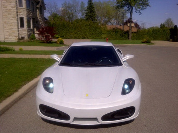 Ferrari F430 Replica Built On Toyota Celica For Sale Autoevolution