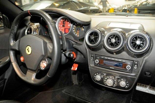 Ferrari F430 Spider Gifted With Rockford Fosgate Sound Sytem Autoevolution