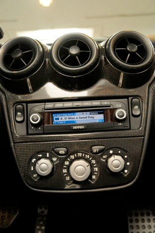 Ferrari F430 Spider Gifted With Rockford Fosgate Sound Sytem Autoevolution