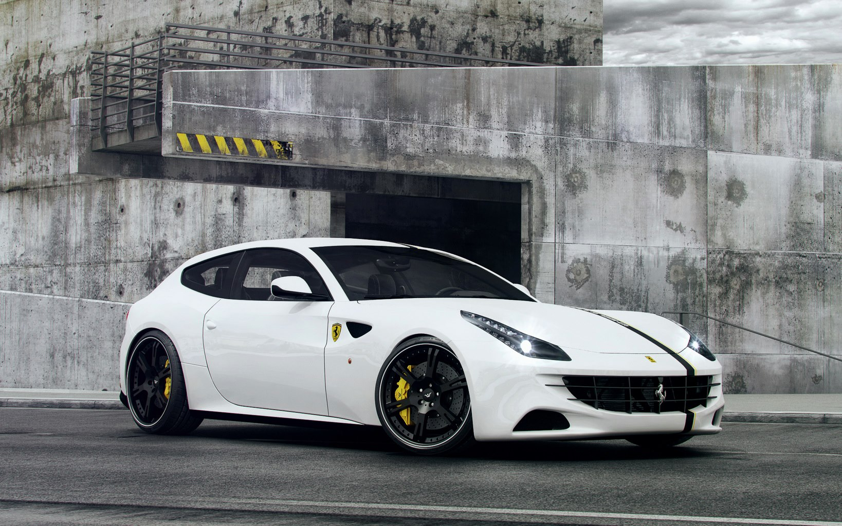 Ferrari FF Tuned By Wheelsandmore Autoevolution