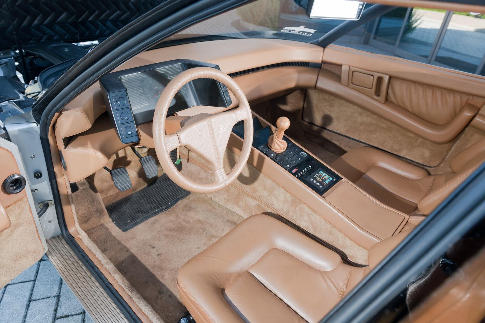 Единственный седан Ferrari Pinin