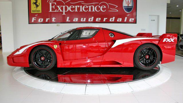 Ferrari Enzo Evolution Ferrari Fxx Evolution For Sale