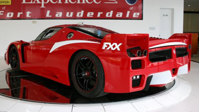 ferrari fxx evolution for sale on ebay autoevolution. Black Bedroom Furniture Sets. Home Design Ideas