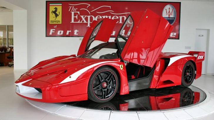 Ferrari Fxx Evo Onboard Epic Sound Video Drive Away 2day