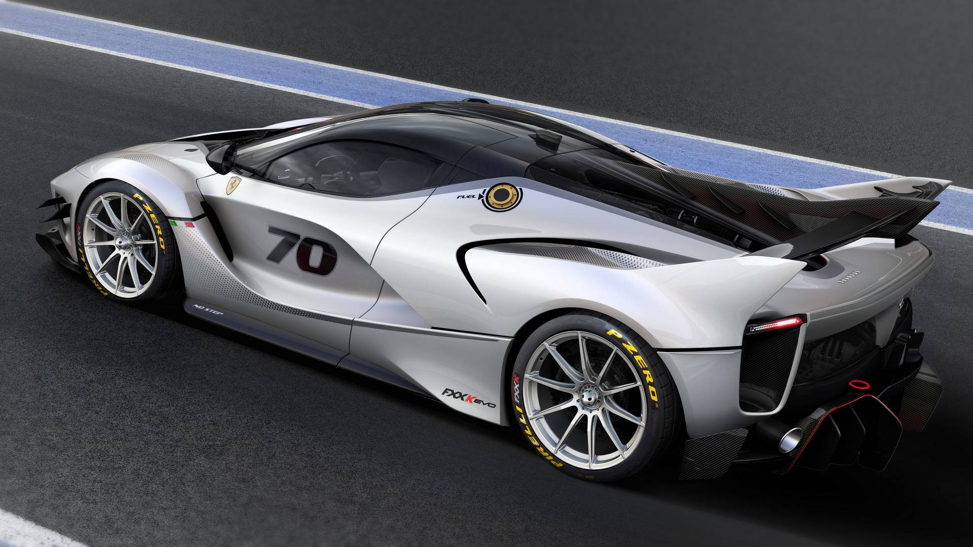 ferrari fxx k evo launched available as upgrade package and in turnkey flavor autoevolution. Black Bedroom Furniture Sets. Home Design Ideas