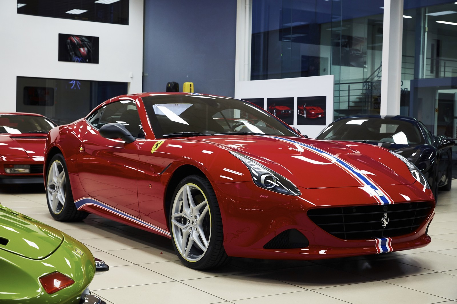 Ferrari Makes Special Edition California T As An Homage To A Race