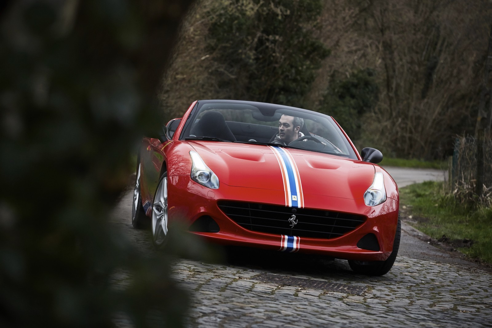 Ferrari Makes Special Edition California T As An Homage To