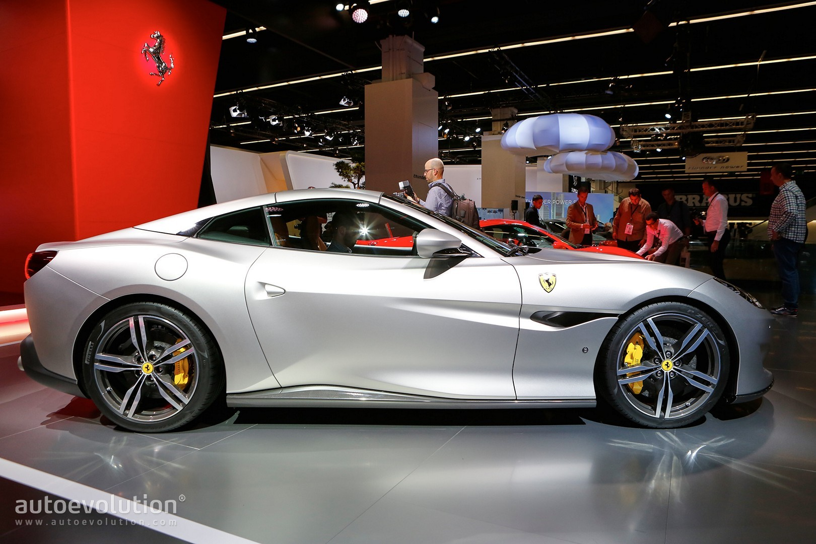 Ferrari On Course To Ramp Up Production Output To 9,000 ...