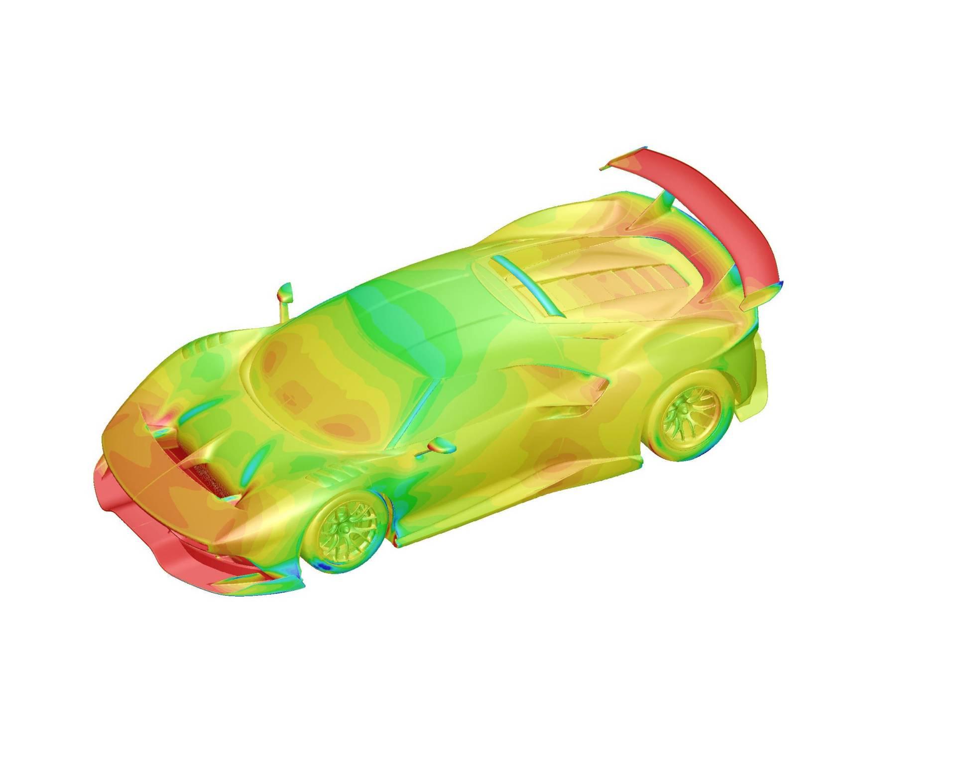 "Ferrari P80/C Is ""An Original Interpretation Of the Sports"