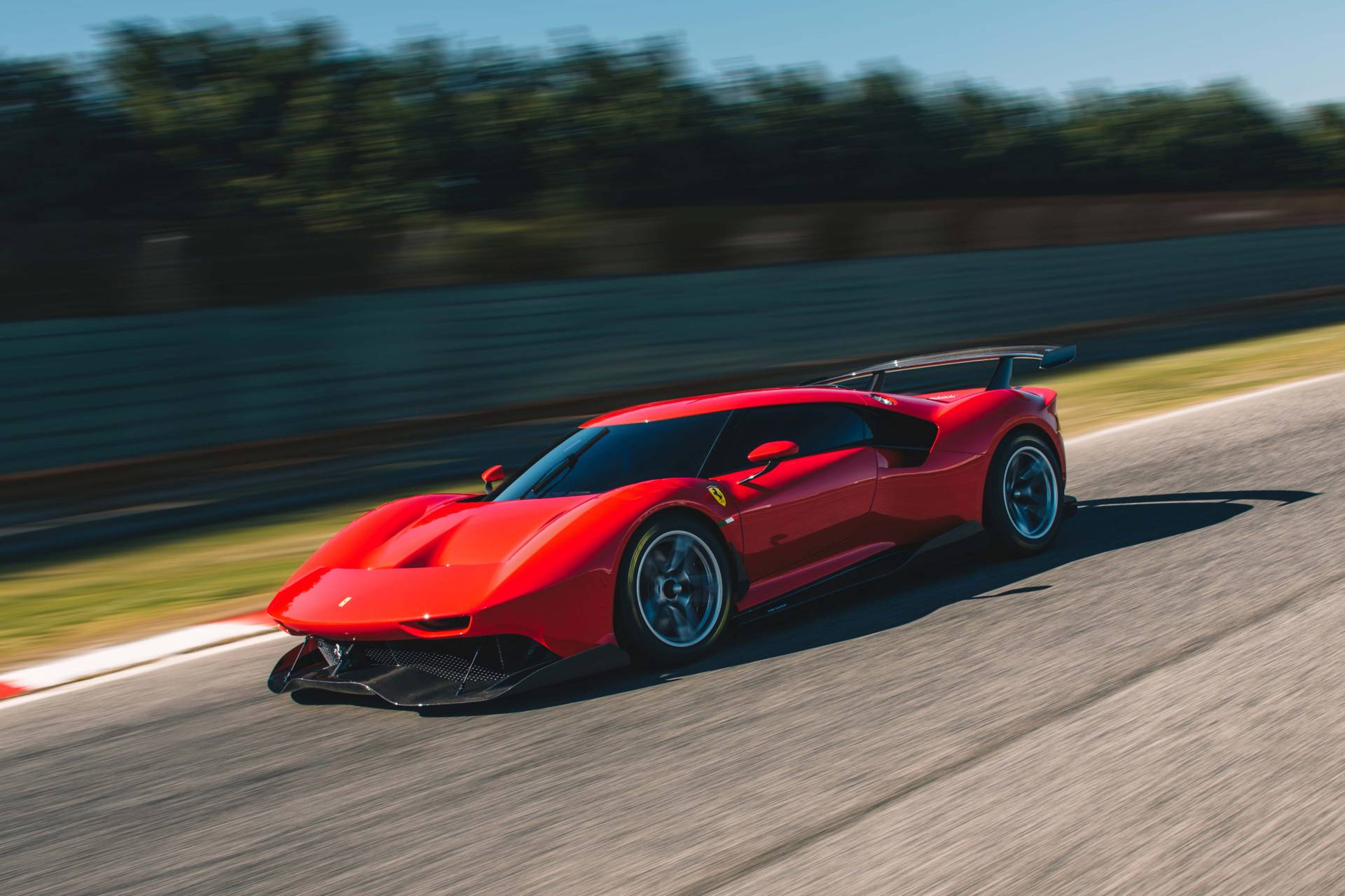 Ferrari P80 C Is An Original Interpretation Of The Sports