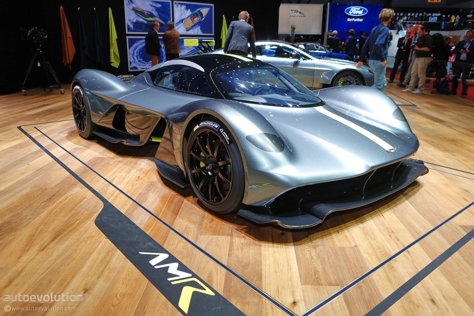 Ferrari-Rivaling Aston Martin Supercar Confirmed To Arrive ...