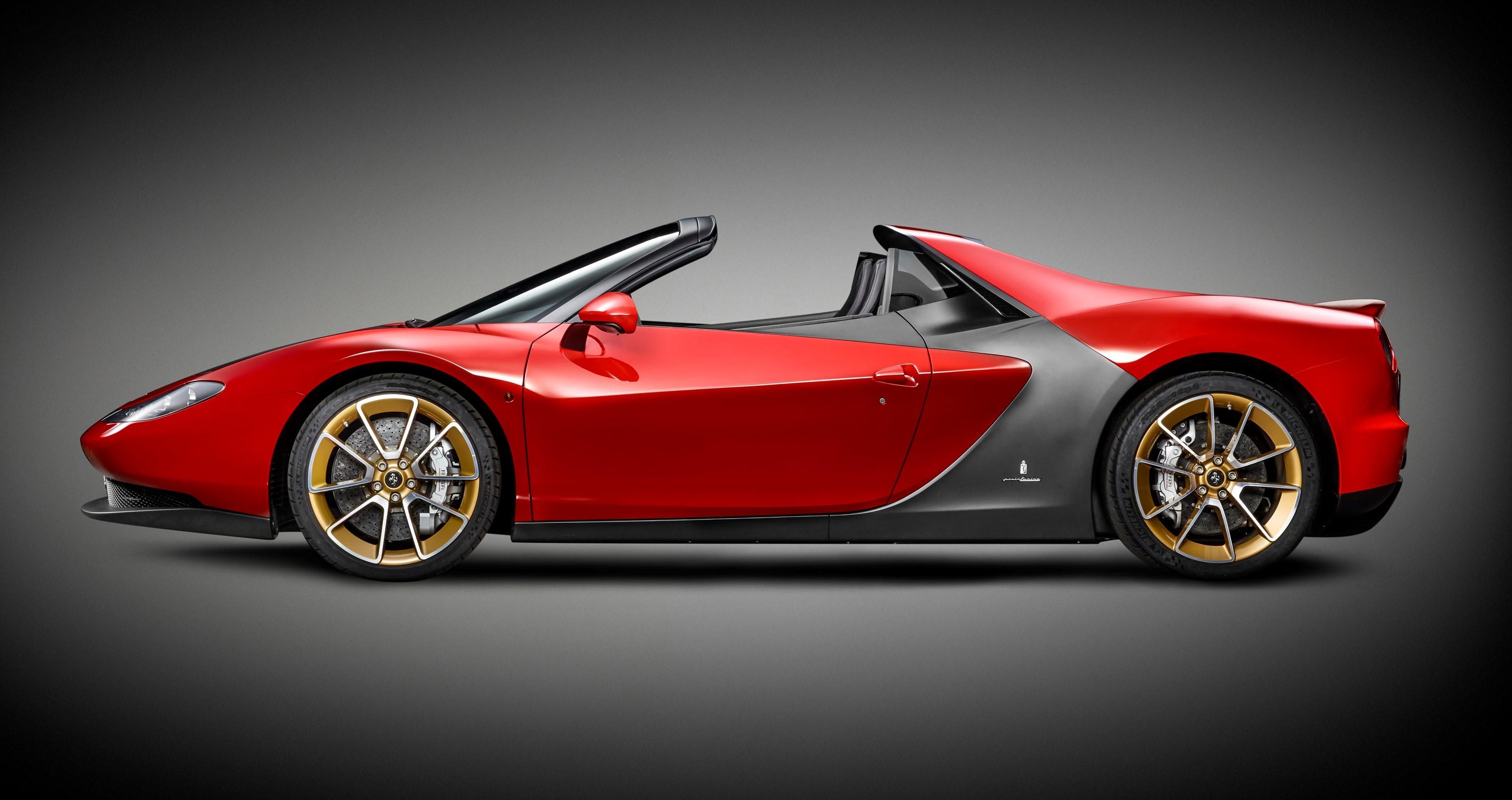 Pininfarina Sergio to Top LaFerrari and McLaren P1 with Outrageous ...