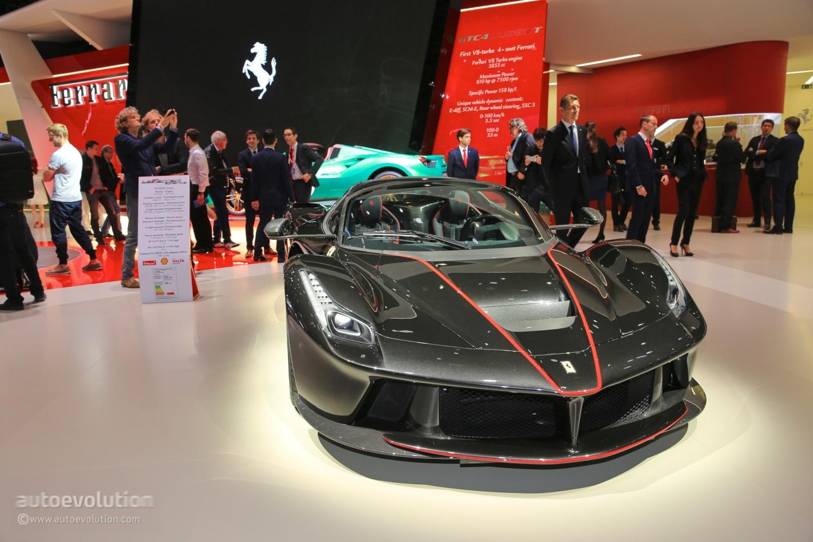 Ferrari Sold Every LaFerrari Aperta In One Go By Mailing Keys - Sports cars keys