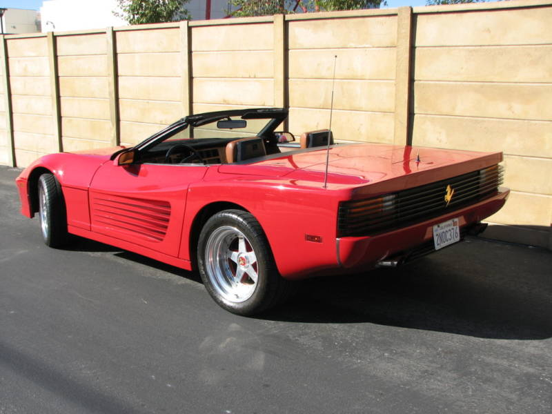 ferrari testarossa replica for sale on ebay autoevolution. Cars Review. Best American Auto & Cars Review