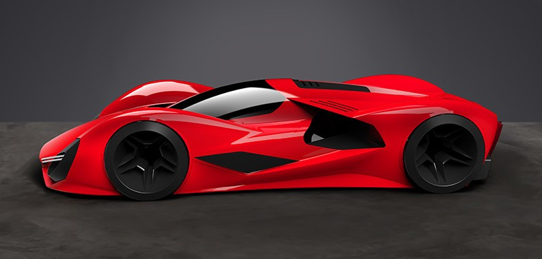 Ferrari Wants You To Choose How Its 2040 Supercars Will Look Autoevolution