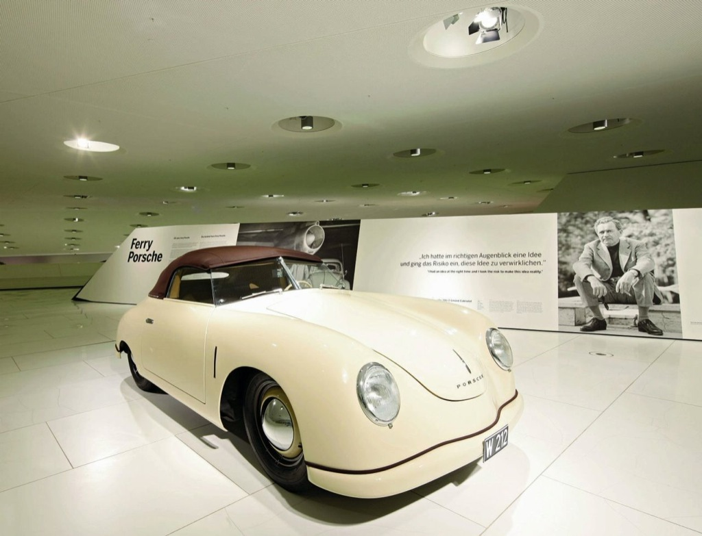 the porsche as a legacy of ferdinand porsche and his beliefs Later on, porsche developed sports cars for daimler in stuttgart, before founding  an engineering firm with his son ferry in stuttgart, which.