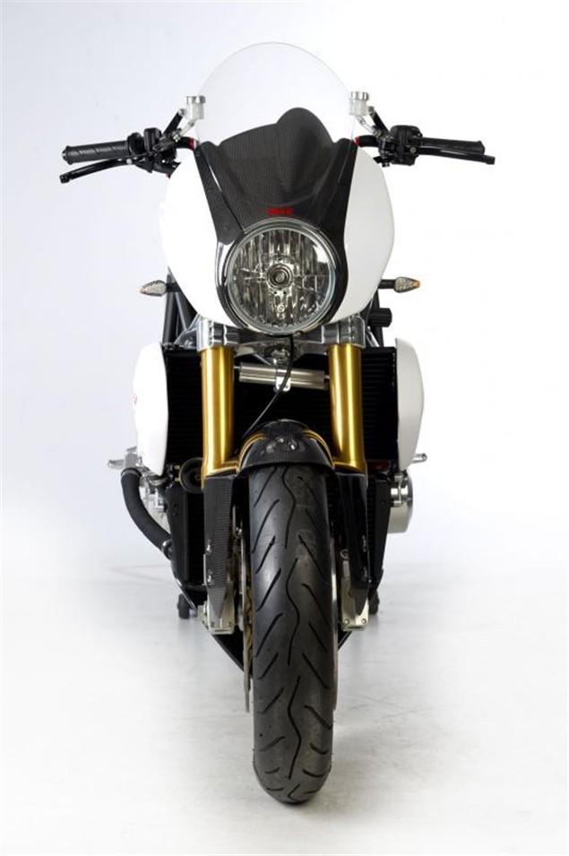 FGR Midalu 2500 V6 Motorcycle Introduced - autoevolution