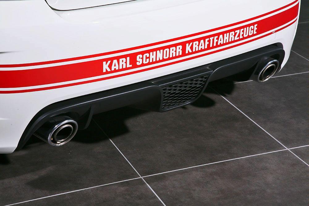 Fiat 500 Abarth Tweaked By Karl Schnorr Kraftfahrzeuge