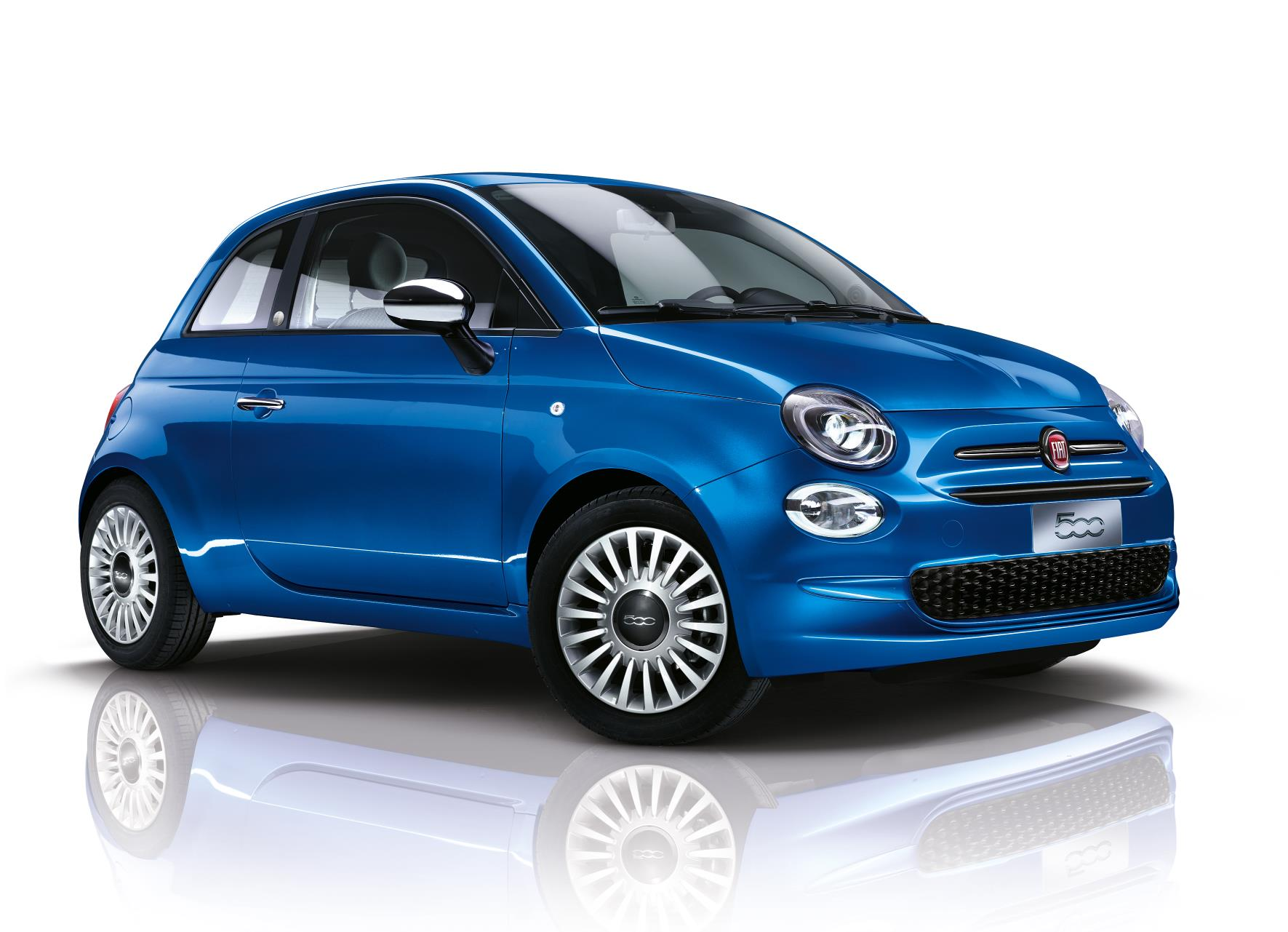 fiat 500 gets a special edition called mirror autoevolution. Black Bedroom Furniture Sets. Home Design Ideas