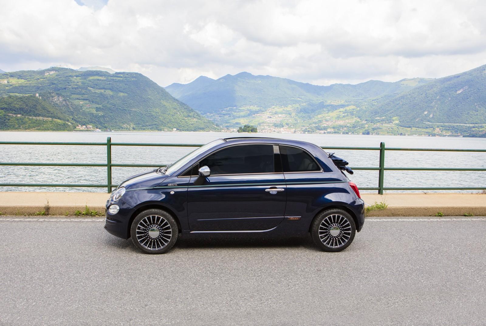 Fiat 500 Riva Edition Is Ready To Set Sail Autoevolution