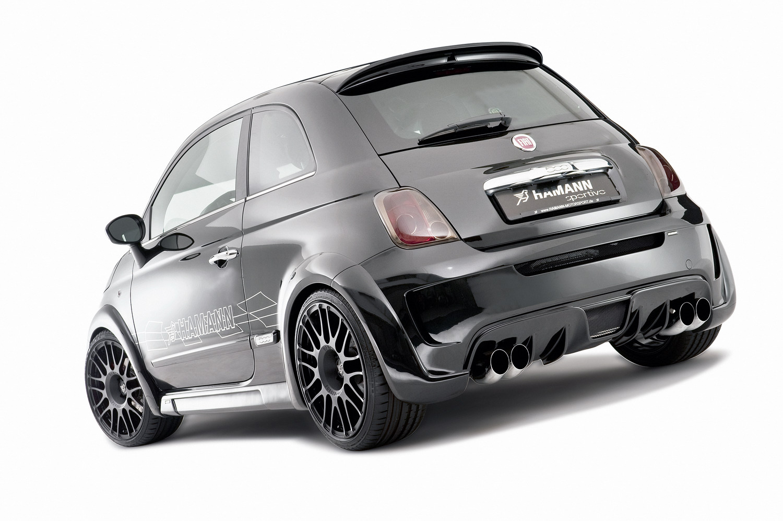 Fiat 500 Sportivo Body Kit By Hamann Autoevolution