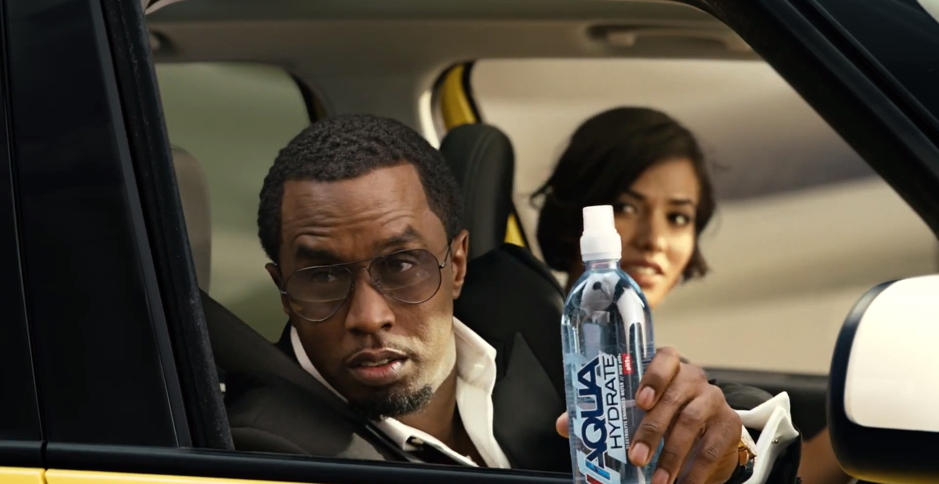 Fiat L Mirage Commercial Features P Diddy Video