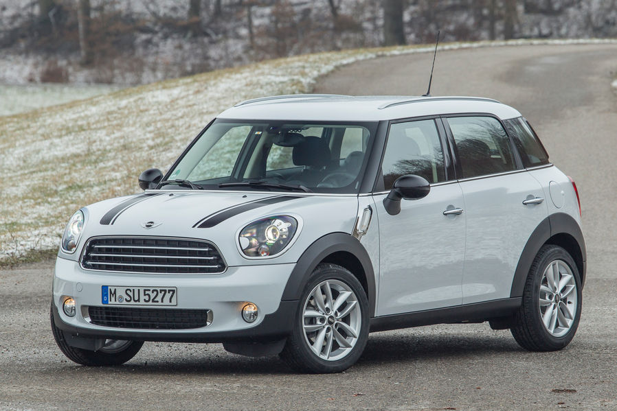fiat 500l vs mini cooper countryman comparison test - autoevolution