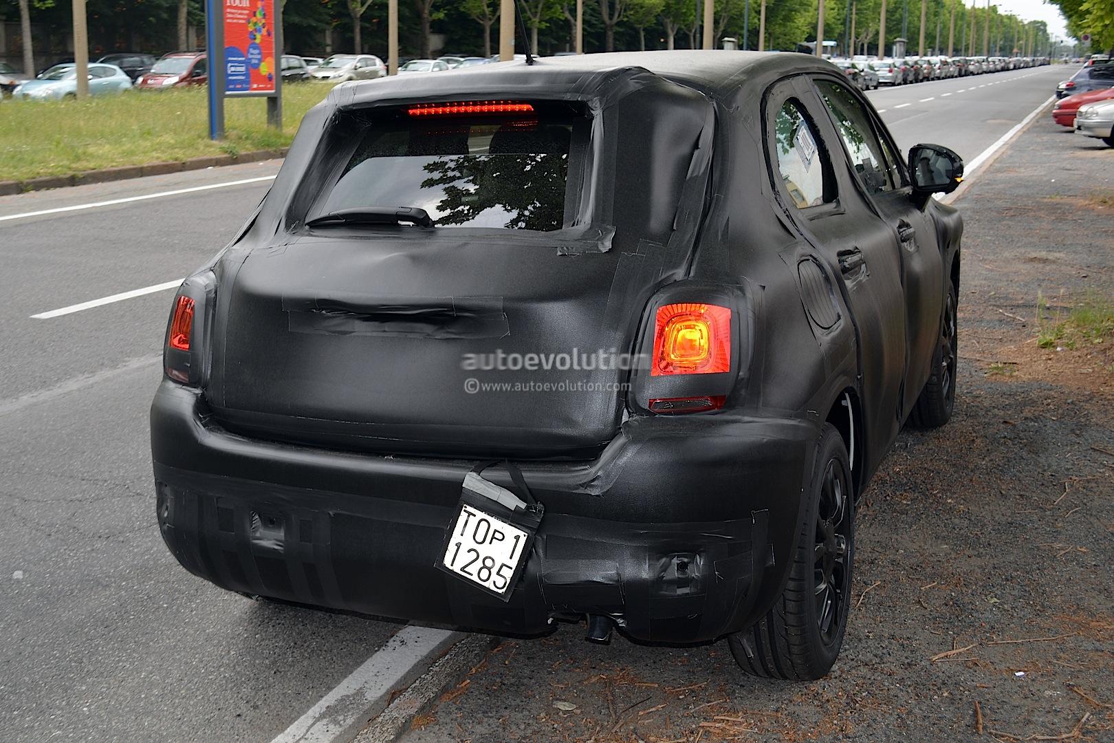 Fiat 500X Interior Fiat 500X Fiat 500X