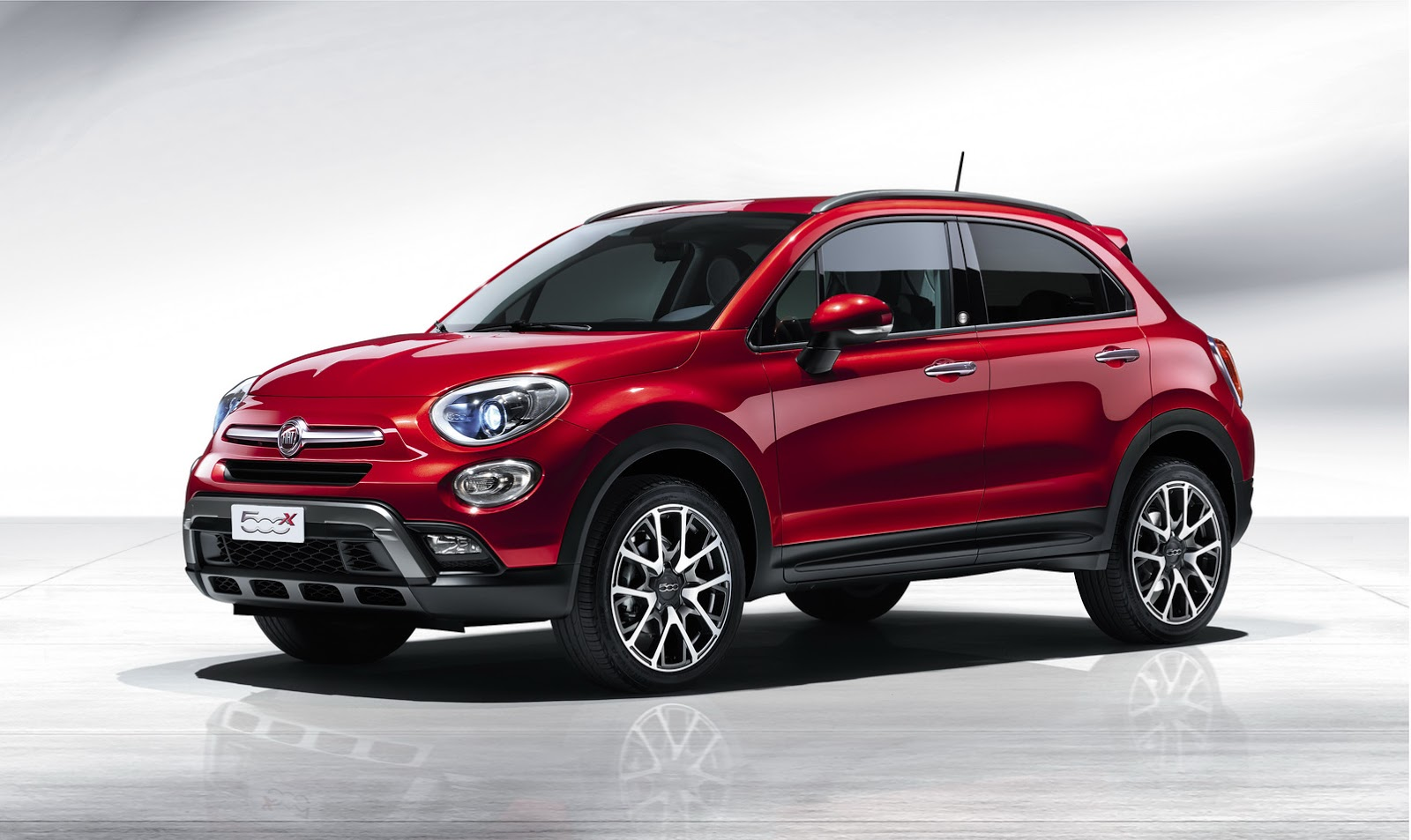 Fiat 500X Crossover >> Fiat 500x Opening Edition Will Be Built In Just 2 000 Examples