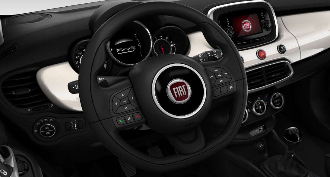 fiat 500x opening edition will be built in just 2 000 examples autoevolution. Black Bedroom Furniture Sets. Home Design Ideas