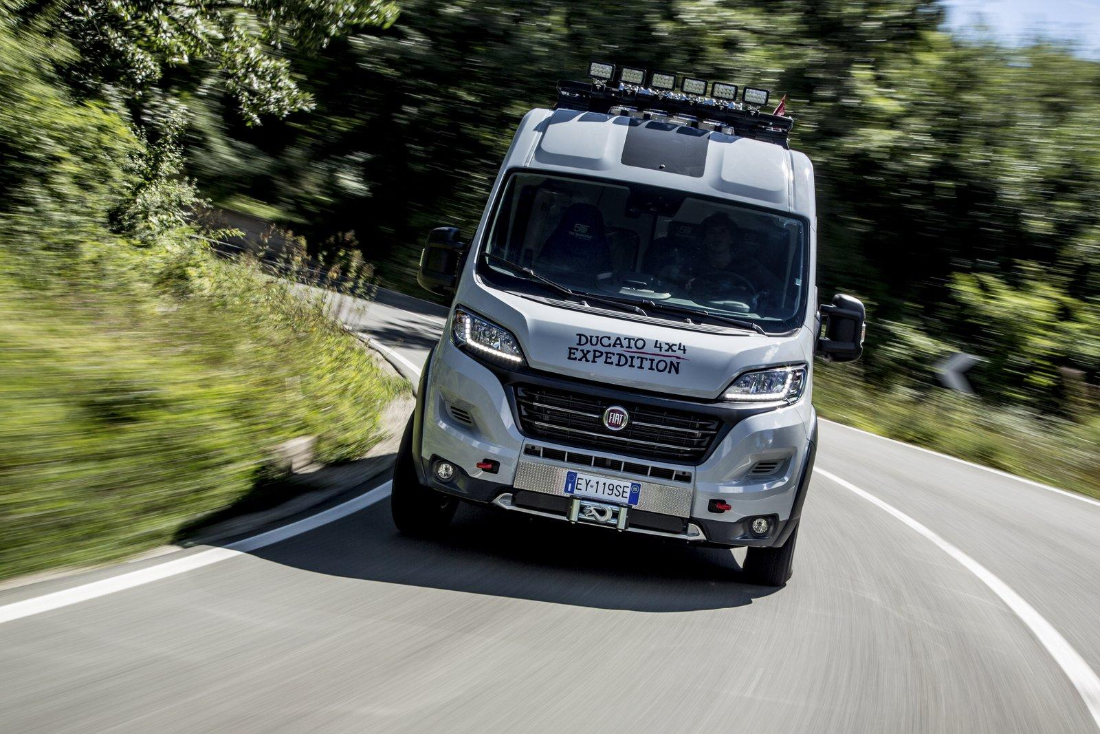 fiat ducato 4x4 expedition will take you camping where no. Black Bedroom Furniture Sets. Home Design Ideas