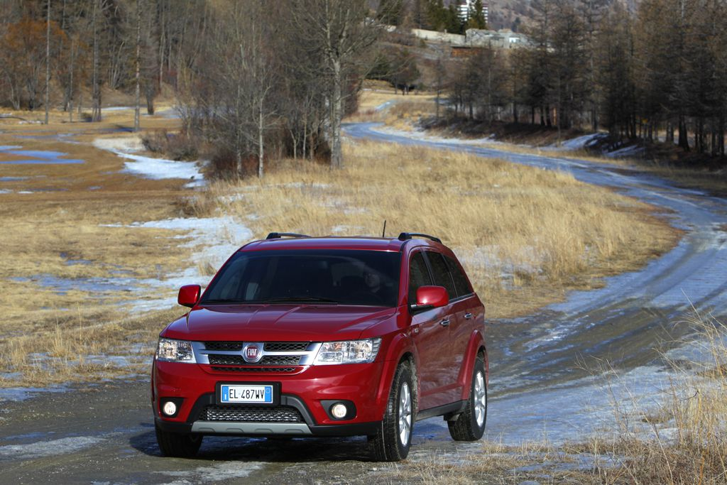 Fiat Freemont Awd Launched In Europe Autoevolution