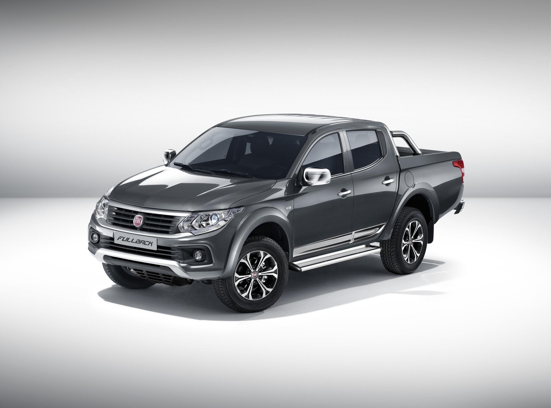 new fiat fullback pickup truck is the mitsubishi l200 s italian