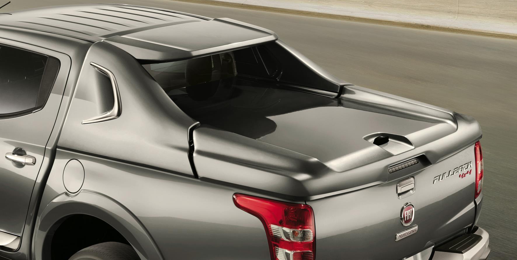 2016 Fiat Fullback Priced at £20,995 (ex. VAT) in the ...