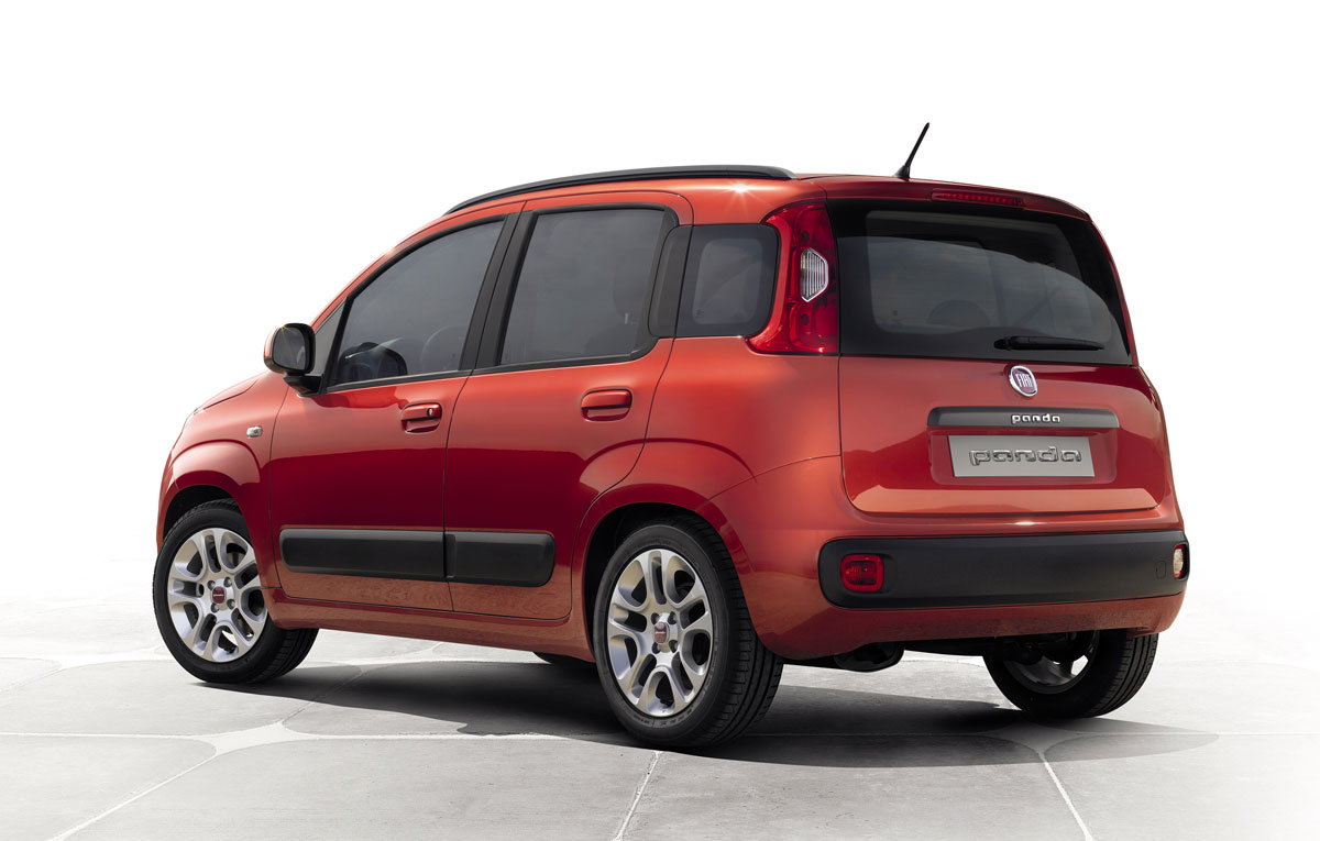 fiat introduces new panda ahead of frankfurt debut autoevolution. Black Bedroom Furniture Sets. Home Design Ideas