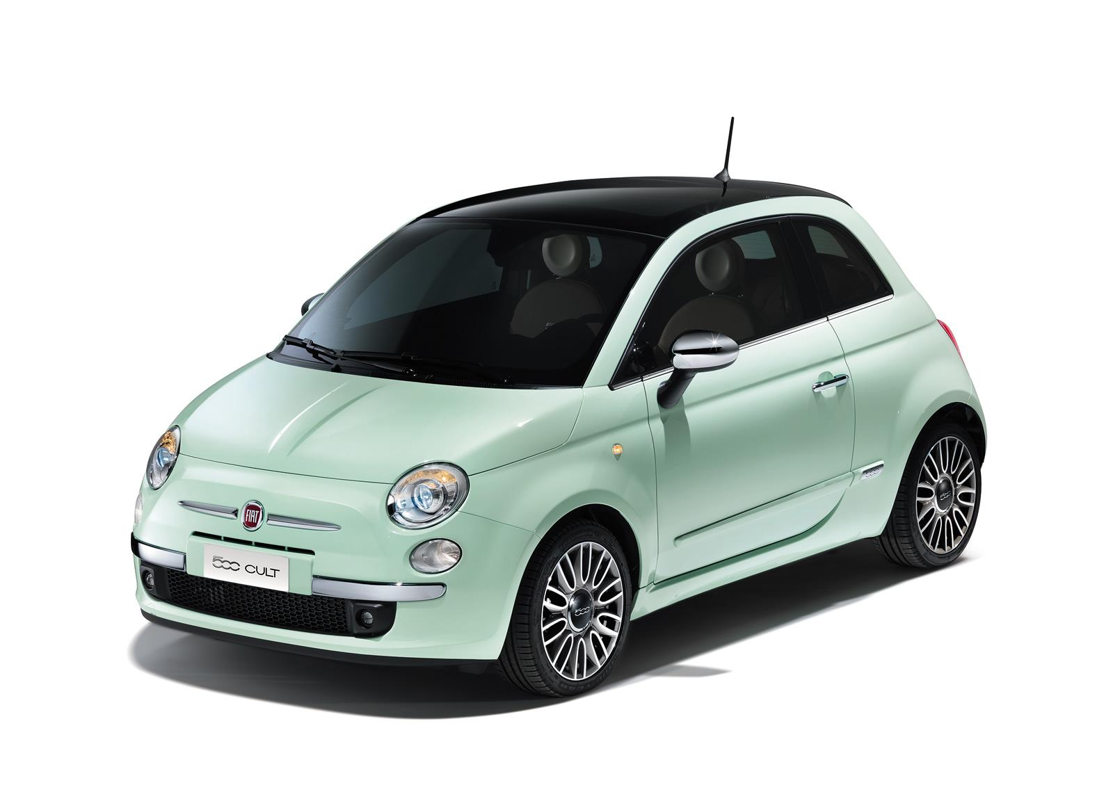 fiat prepares its twinair 500 cult range for the geneva. Black Bedroom Furniture Sets. Home Design Ideas