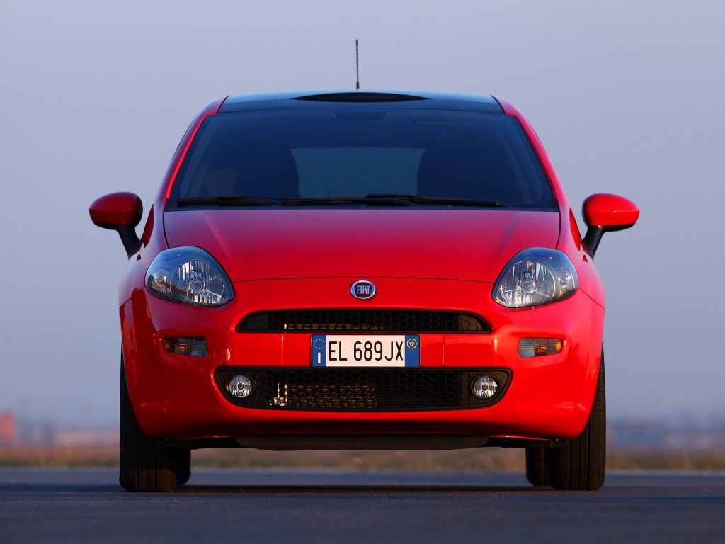 Fiat Punto Discontinued No Successor In Sight