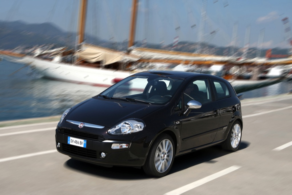 fiat punto evo officially launched autoevolution. Black Bedroom Furniture Sets. Home Design Ideas